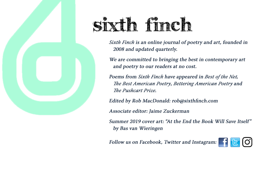 About Sixth Finch